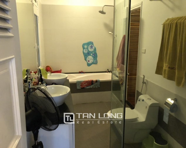 House with big yard and swimming pool for lease in Dang Thai Mai street, Tay Ho district! 1