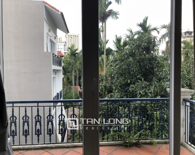 House with big yard and swimming pool for lease in Dang Thai Mai street, Tay Ho district! 7