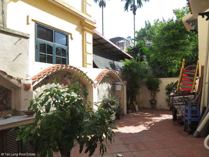 House with garden for rent in Bo De, Long Bien dist, Hanoi 4