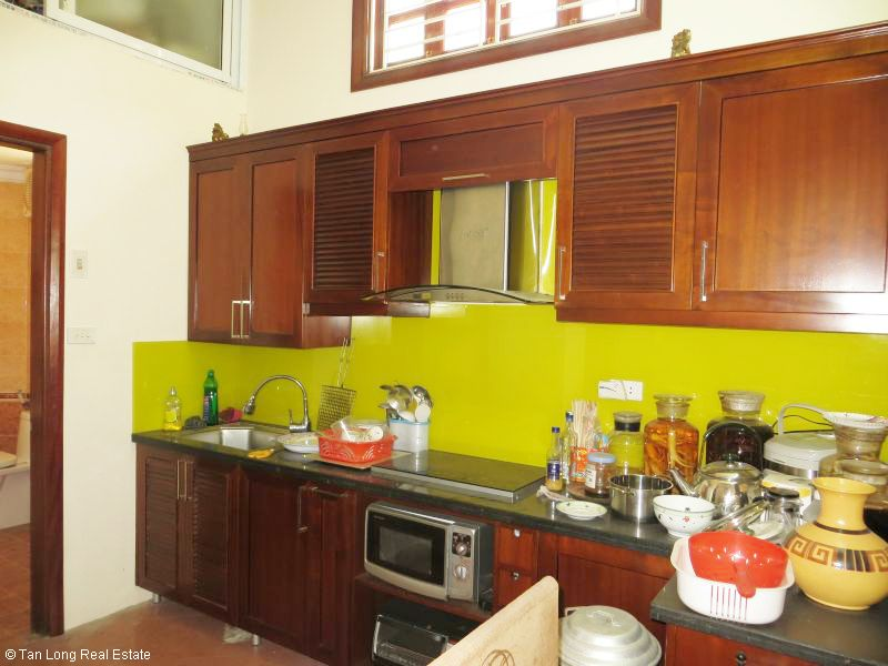 House with garden for rent in Bo De, Long Bien dist, Hanoi 6