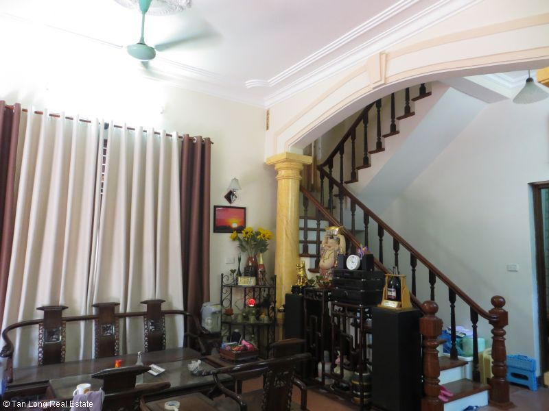 House with garden for rent in Bo De, Long Bien dist, Hanoi 7