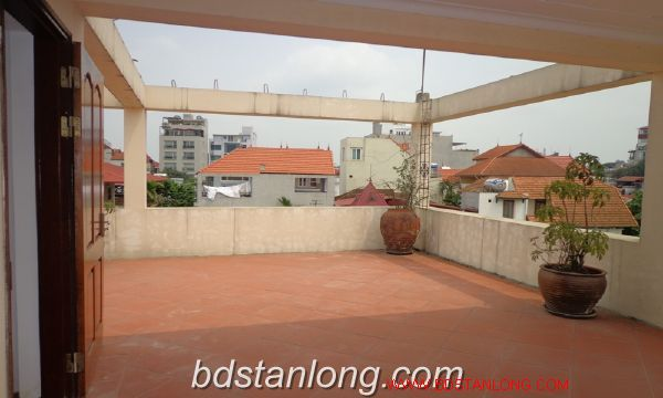 House with lake view in To Ngoc Van for rent 6