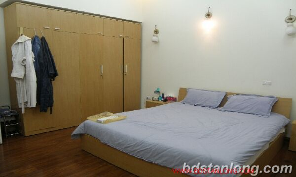 House with large yard in Nghi Tam street, Tay Ho for rent. 6