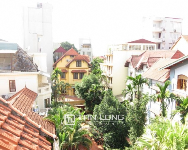 House with small yard for rent in To Ngoc Van str, Tay Ho dist, HN 5