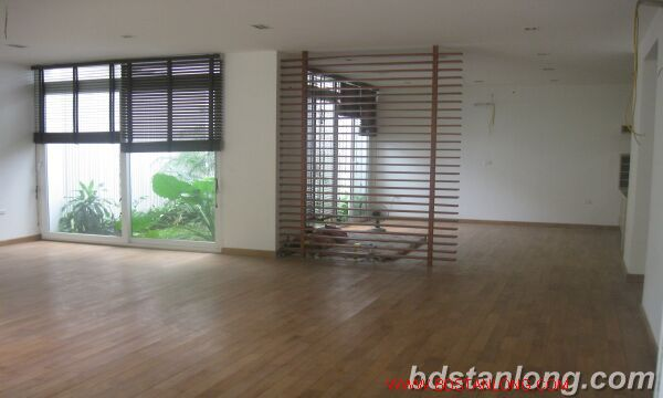 House with swimming pool in To Ngoc Van, Tay Ho for rent 6