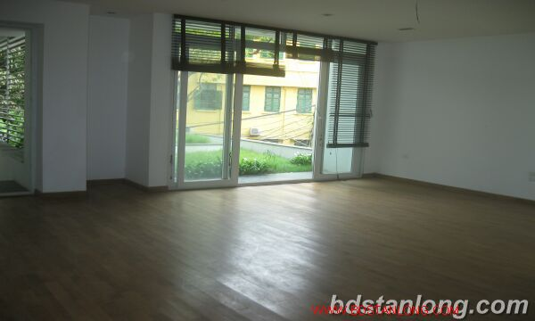 House with swimming pool in To Ngoc Van, Tay Ho for rent 7