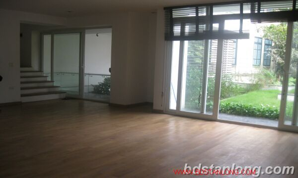 House with swimming pool in To Ngoc Van, Tay Ho for rent 8
