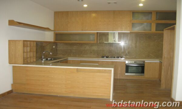 House with swimming pool in To Ngoc Van, Tay Ho for rent 9