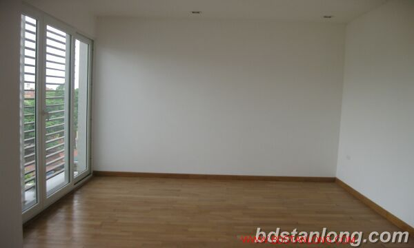 House with swimming pool in To Ngoc Van, Tay Ho for rent 4