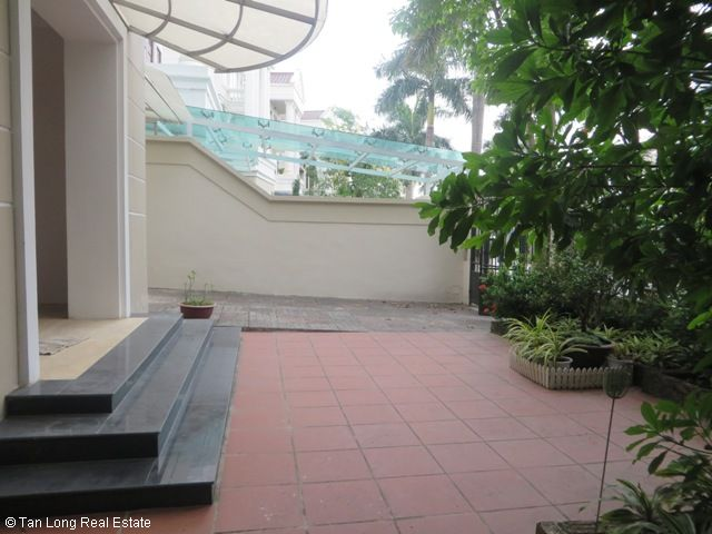Huge villa with 5 bedrooms for lease in C7 Block, Ciputra, Hanoi 7