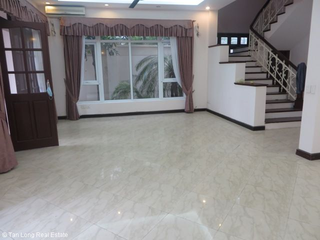 Huge villa with 5 bedrooms for lease in C7 Block, Ciputra, Hanoi 10