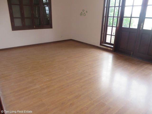 Huge villa with 5 bedrooms for lease in C7 Block, Ciputra, Hanoi 5