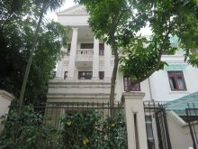 Huge villa with 5 bedrooms for lease in C7 Block, Ciputra, Hanoi