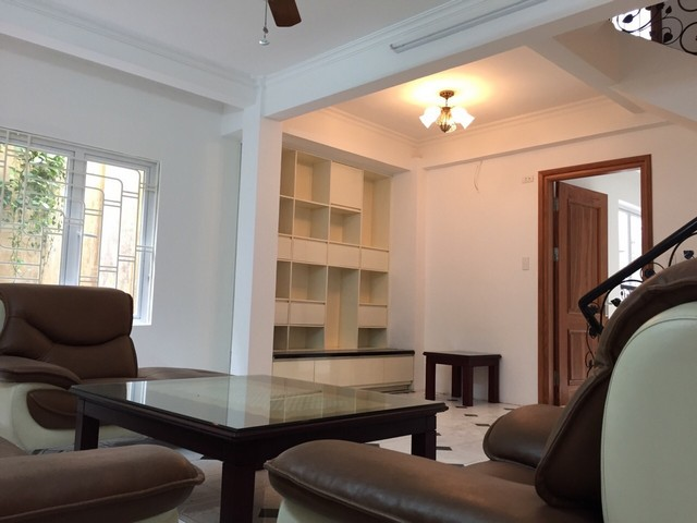 Ideal house in Ngo Van So street, Hoan Kiem dist for lease
