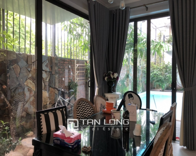 Incredible house for lease in Dang Thai Mai street! 7