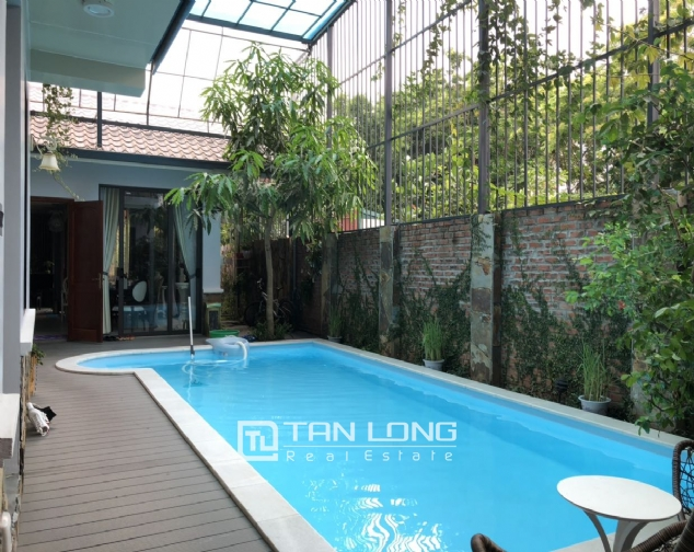 Incredible house for lease in Dang Thai Mai street! 9
