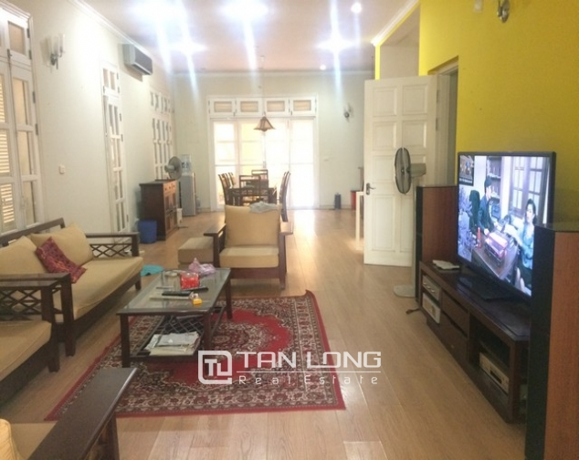 INCREDIBLE  nice 4 bedroom villa with full furnished  for lease in T9, Ciputra, Ha Noi 4