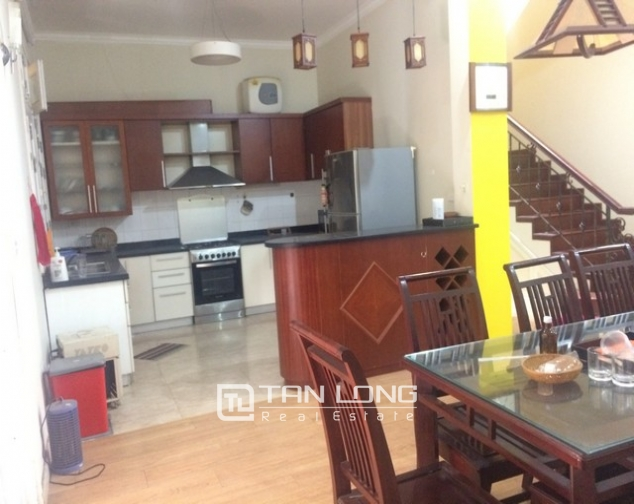 INCREDIBLE  nice 4 bedroom villa with full furnished  for lease in T9, Ciputra, Ha Noi 7
