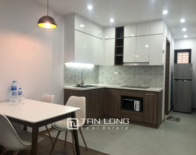 Lake view 2 bedroom apartment for lease in Trinh Cong Son str, Tay Ho distr 2