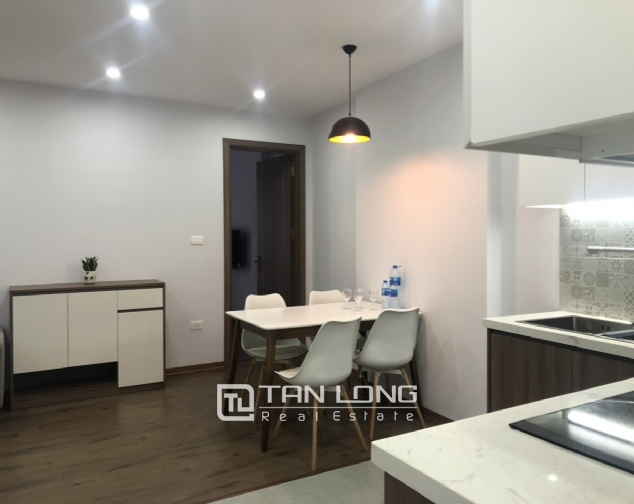 Lake view 2 bedroom apartment for lease in Trinh Cong Son str, Tay Ho distr 3