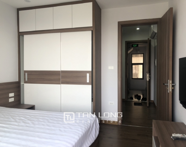 Lake view 2 bedroom apartment for lease in Trinh Cong Son str, Tay Ho distr 6
