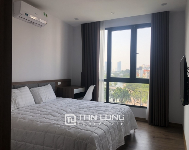 Lake view 2 bedroom apartment for lease in Trinh Cong Son str, Tay Ho distr 7