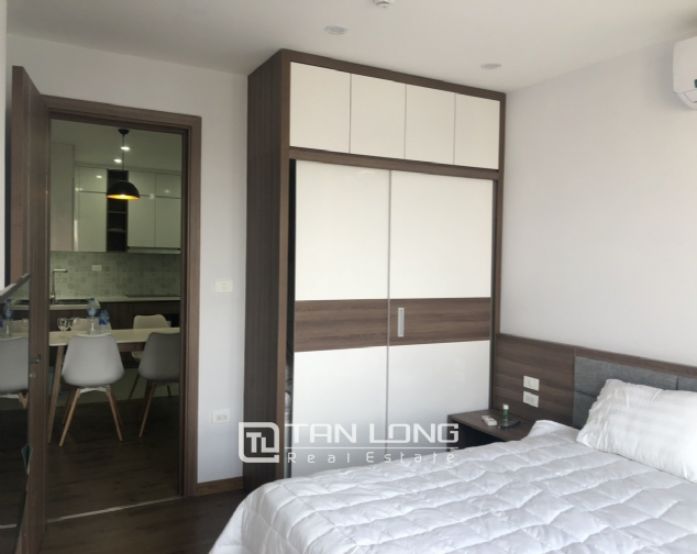 Lake view 2 bedroom apartment for lease in Trinh Cong Son str, Tay Ho distr 9
