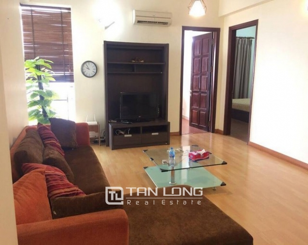 Lake view 3 bedroom furnished apartment for rent in G3 building Ciputra Tay Ho 2