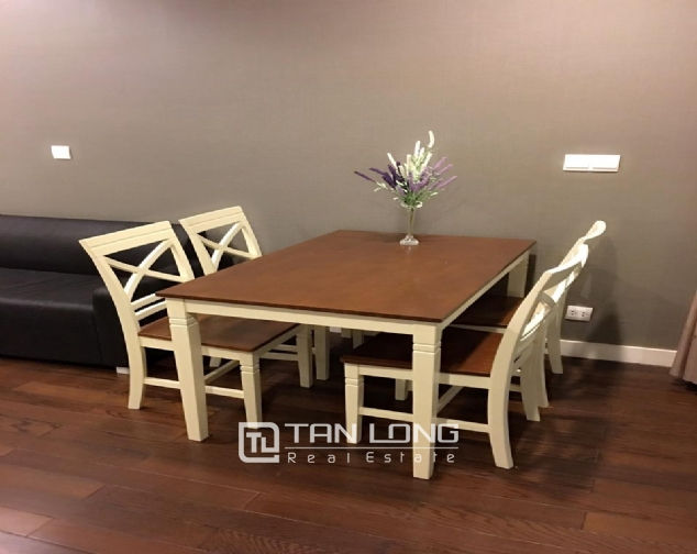 Lake view Studio serviced apartment in Lancaster, Ba Dinh district for rent 3