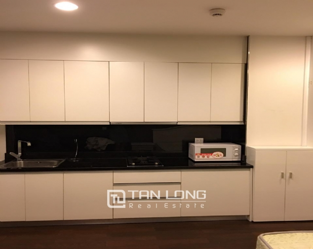 Lake view Studio serviced apartment in Lancaster, Ba Dinh district for rent 7