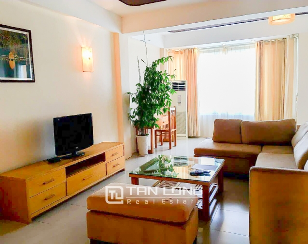 Lakeview 2 bedroom apartment for rent on Nhat Chieu, Tay Ho 1