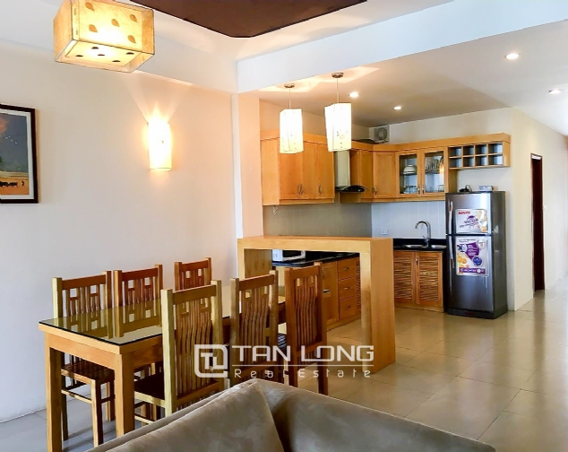 Lakeview 2 bedroom apartment for rent on Nhat Chieu, Tay Ho 3