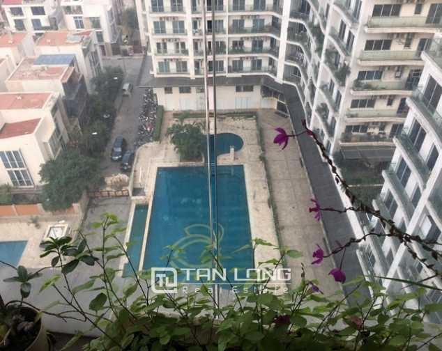 Lakeview apartment for lease in Thuy Khe str., Tay Ho dist., Hanoi 3