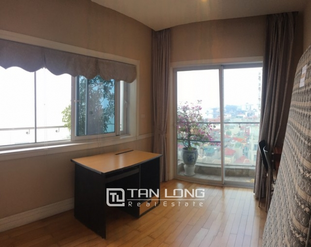 Lakeview apartment for lease in Thuy Khe str., Tay Ho dist., Hanoi 5