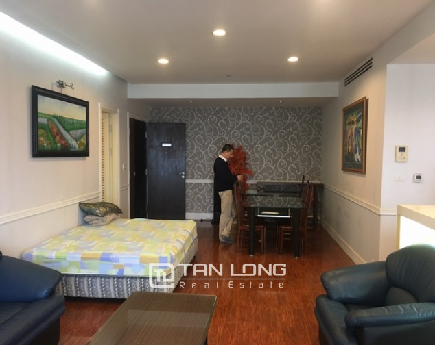 Lakeview apartment for lease in Thuy Khe str., Tay Ho dist., Hanoi 6