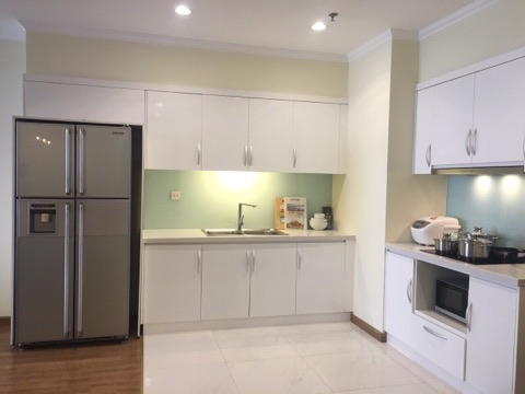Lakeview apartment for rent in Vinhomes Nguyen Chi Thanh