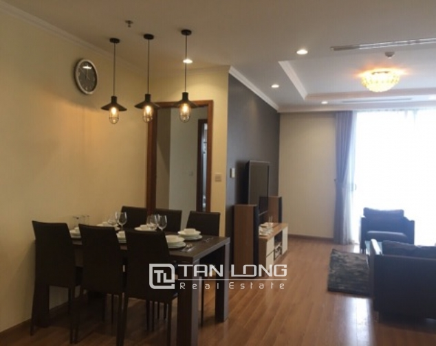Lakeview apartment for rent in Vinhomes Nguyen Chi Thanh 3