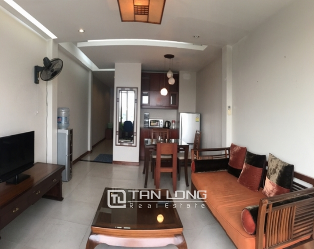 Lakeview apartments for rent on Tran Vu str., Ba Dinh distr., Hanoi 1