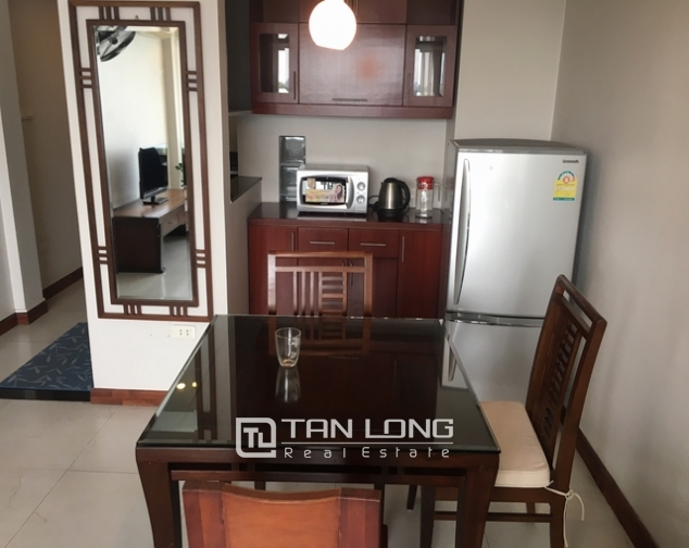Lakeview apartments for rent on Tran Vu str., Ba Dinh distr., Hanoi 2