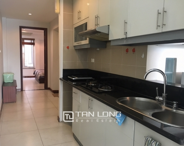 Lakeview apartments for rent on Tran Vu str., Ba Dinh distr., Hanoi 6