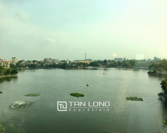 Lakeview apartments for rent on Tran Vu str., Ba Dinh distr., Hanoi 8