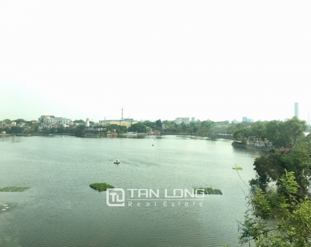 Lakeview apartments for rent on Tran Vu str., Ba Dinh distr., Hanoi 9