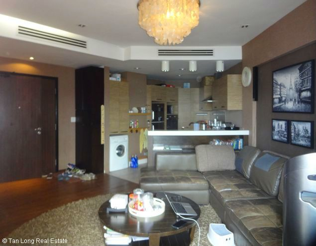 Lakeview full furnished 2 bedrooms apartment in E tower Golden Westlake Ha Noi 3