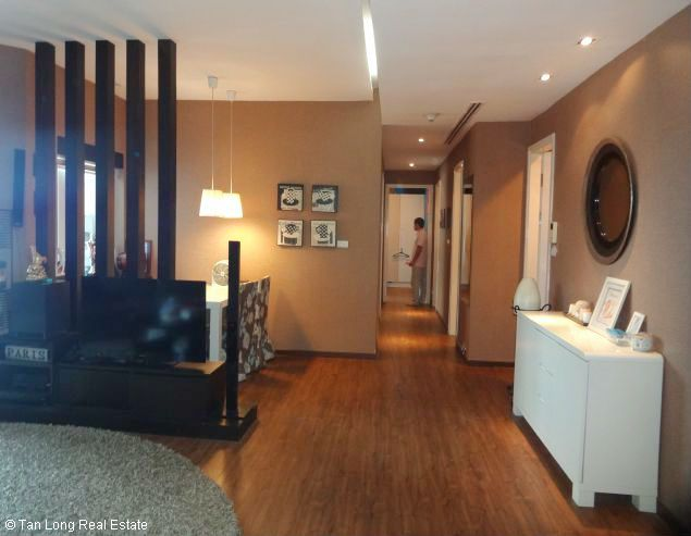 Lakeview full furnished 2 bedrooms apartment in E tower Golden Westlake Ha Noi 6