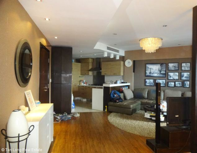 Lakeview full furnished 2 bedrooms apartment in E tower Golden Westlake Ha Noi 5