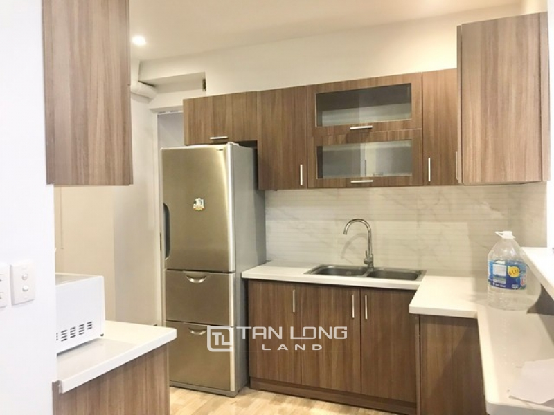 Lakeview furnished 3 bedroom apartment for lease in G3 tower Ciputra near Unis school 1