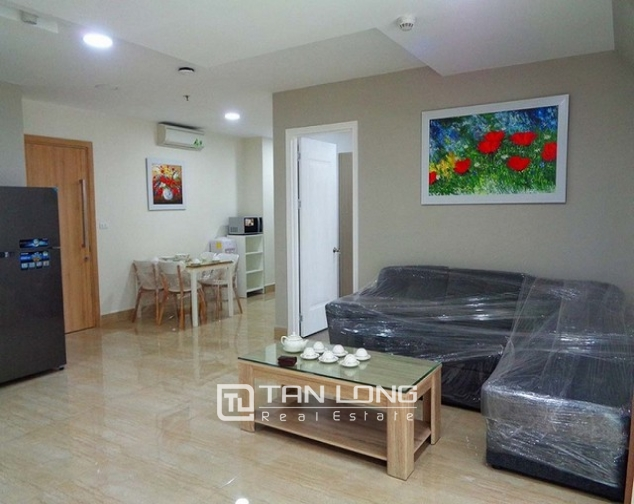 Lakeview luxurious two bedroom apartment in Golden Westlake Hanoi for rent. 1