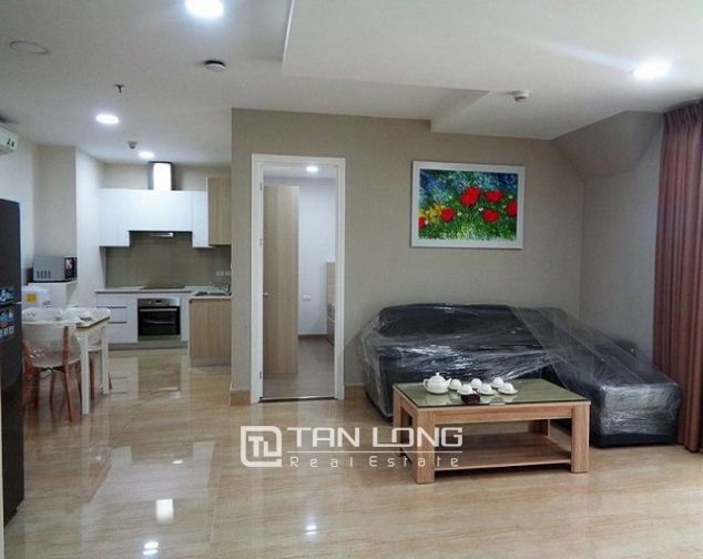Lakeview luxurious two bedroom apartment in Golden Westlake Hanoi for rent. 2