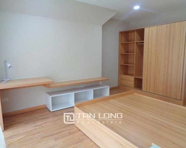 Lakeview luxurious two bedroom apartment in Golden Westlake Hanoi for rent. 3