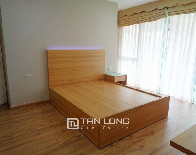 Lakeview luxurious two bedroom apartment in Golden Westlake Hanoi for rent. 4